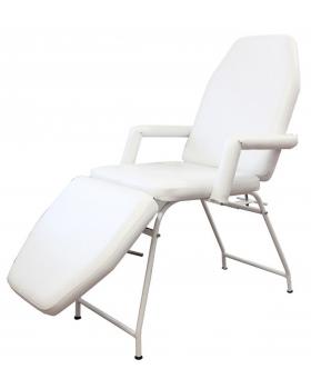 """Косметологическое кресло """"Дина"""" стационарное с ручками"""